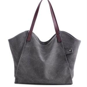 KALVIN Charcoal Bag
